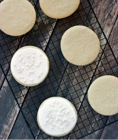 These are truly the Best Ever Sugar Cookies! I won't use any other recipe.