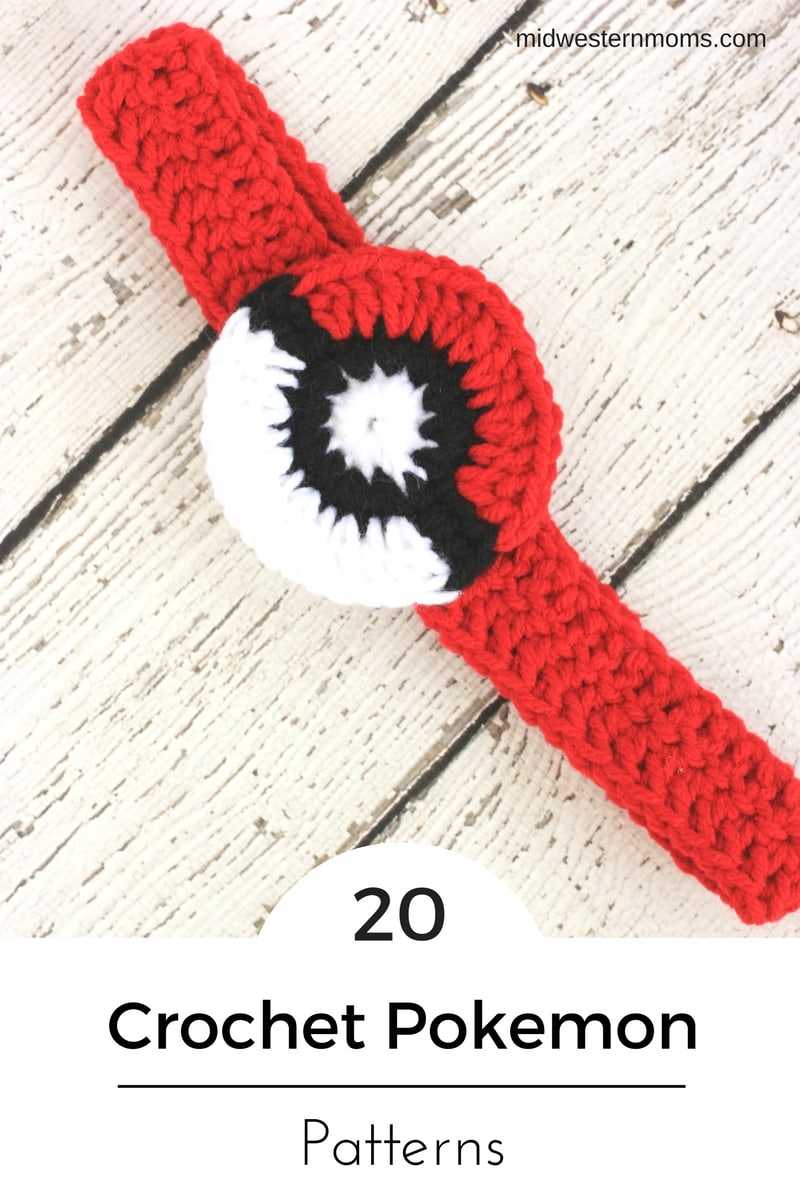 20 Crochet Pokemon Patterns that you NEED to make!