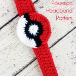 Crochet Pokemon Headband Pattern