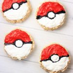 Pokemon Rice Krispie Treats