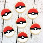 Pokemon Sugar Cookies Recipe