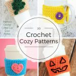 20 Free Crochet Cozy Patterns