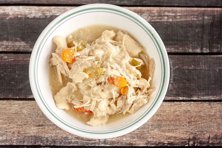 Easy Crock Pot Chicken Noodle Dinner - The Perfect Comfort Food
