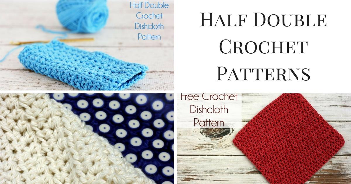 Crochet Stitches Half Treble : Half Double Crochet Patterns
