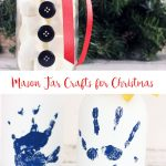 Mason Jar Crafts for Christmas