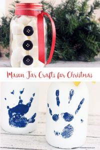 Mason Jar Crafts for Christmas