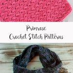 Primrose Crochet Stitch Patterns