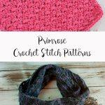 Primrose Crochet Stitch Patterns