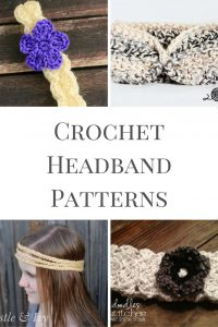 20 Crochet Headband Patterns