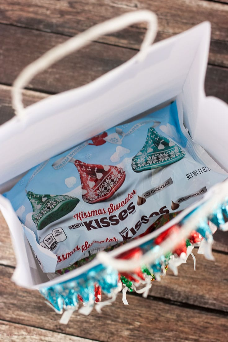 Hershey's Kisses makes great gifts!