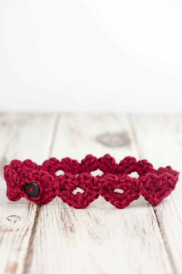 Beautiful Crochet Heart Headband Pattern 57d87c4c2d4