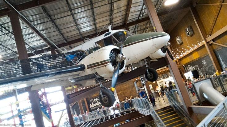 Fritz's Adventure - Plane