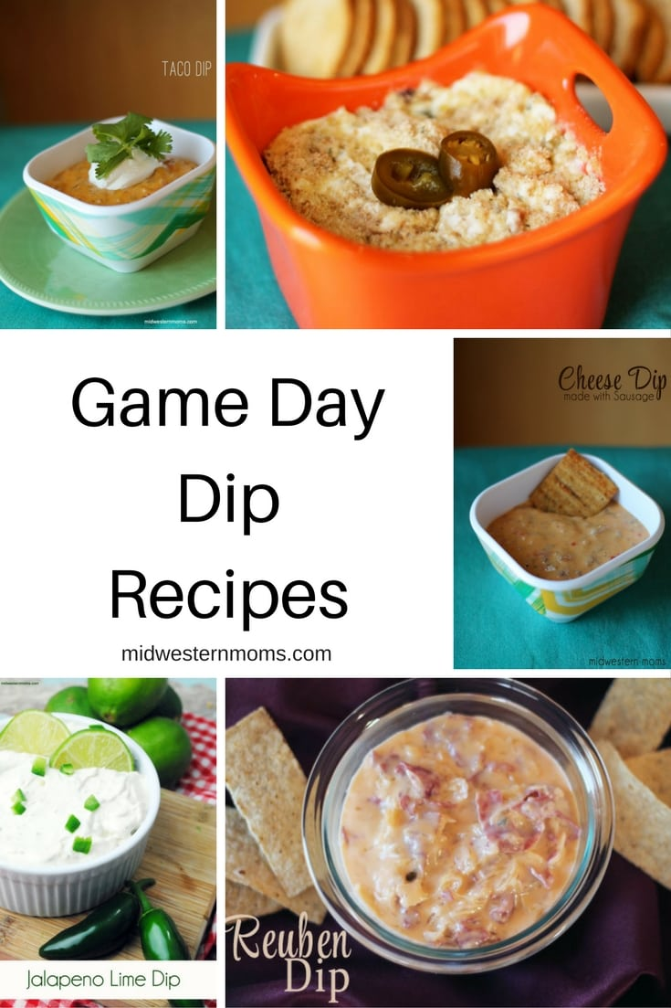 Best Game Day Dip Recipes.