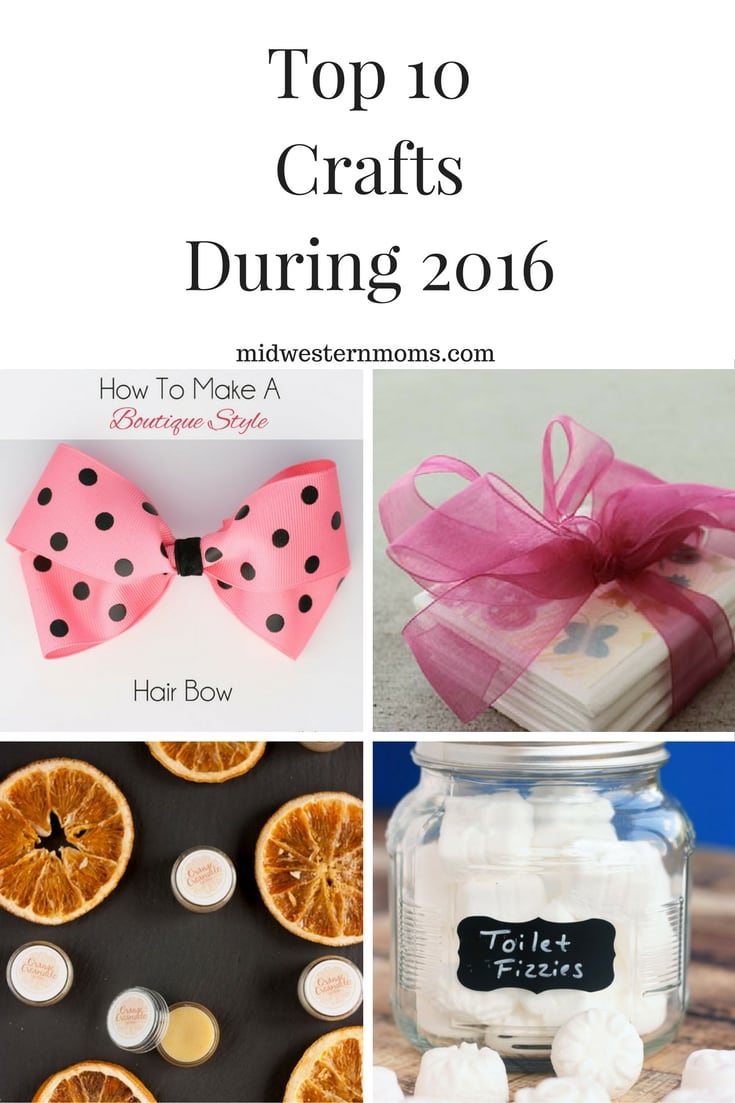 Top crafts for 2016