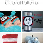 Dr. Seuss Inspired Crochet Patterns
