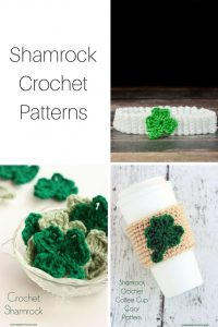 Shamrock Crochet Patterns