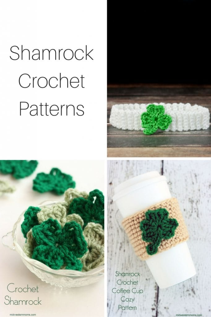 Shamrock Crochet Patterns