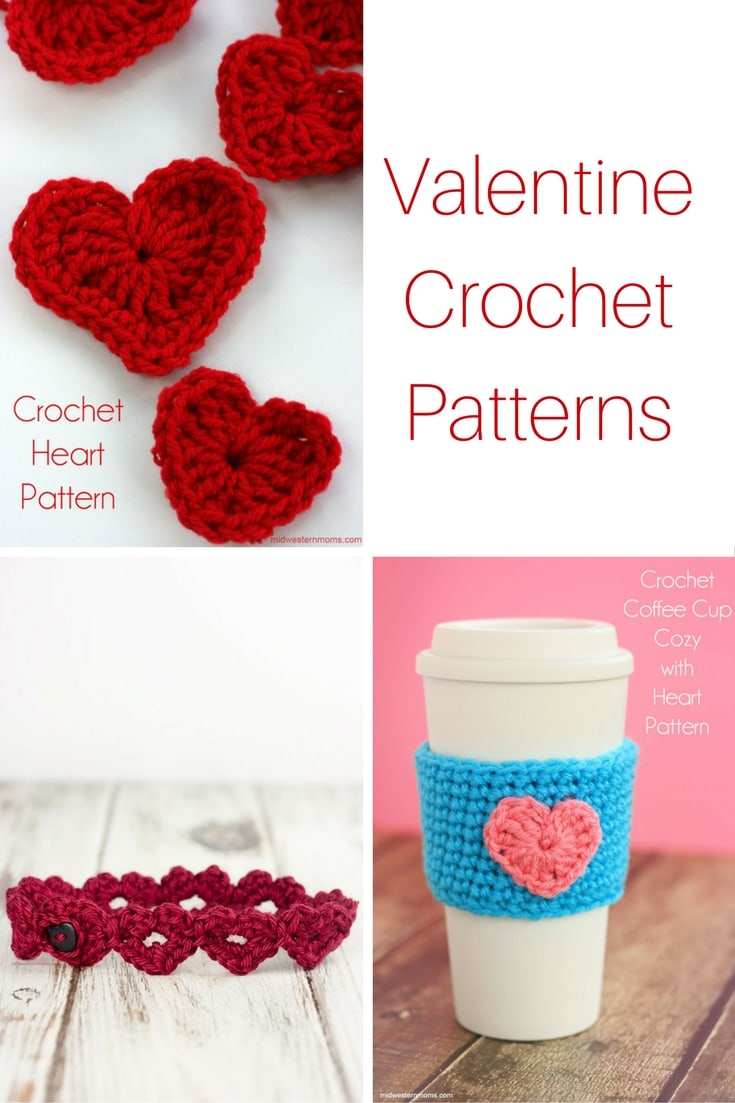 Valentine Crochet Patterns