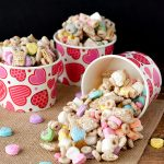 Valentine's Day Snack Mix Recipe