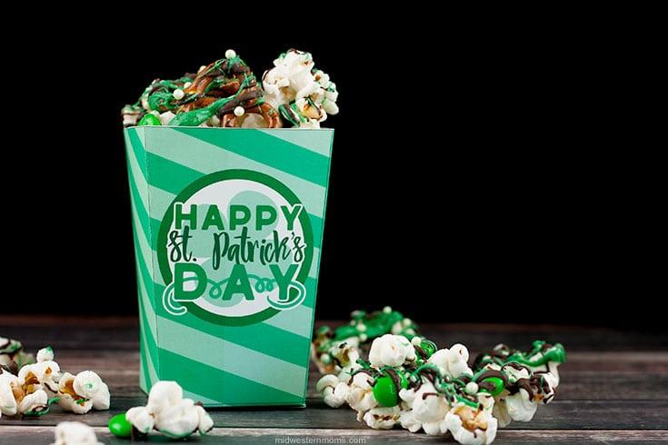 St. Patrick's Day Treat Box