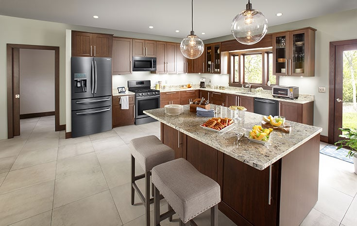 Is it time to remodel your kitchen and get new appliances? Check out Best Buy's Appliance Sale.