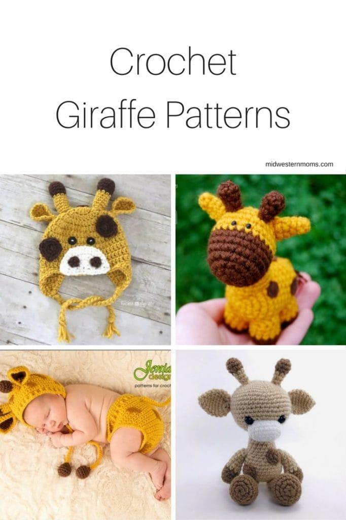 Crochet Giraffe Patterns