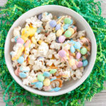 Easter Popcorn Snack Mix Recipe