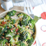 Delicious Broccoli Salad With Cheese Recipe
