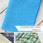 Crochet Dish Towel