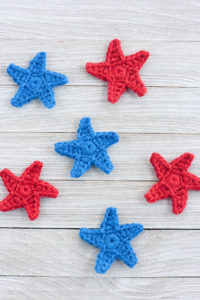 Learn how to crochet a star