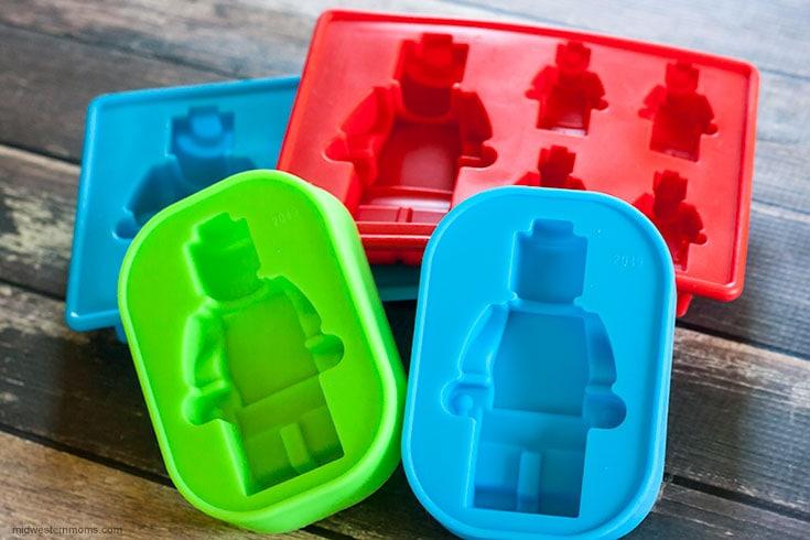 Large LEGO Figure Molds