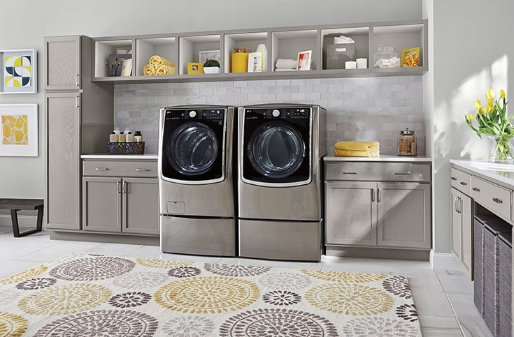 LG Front Loading Laundry