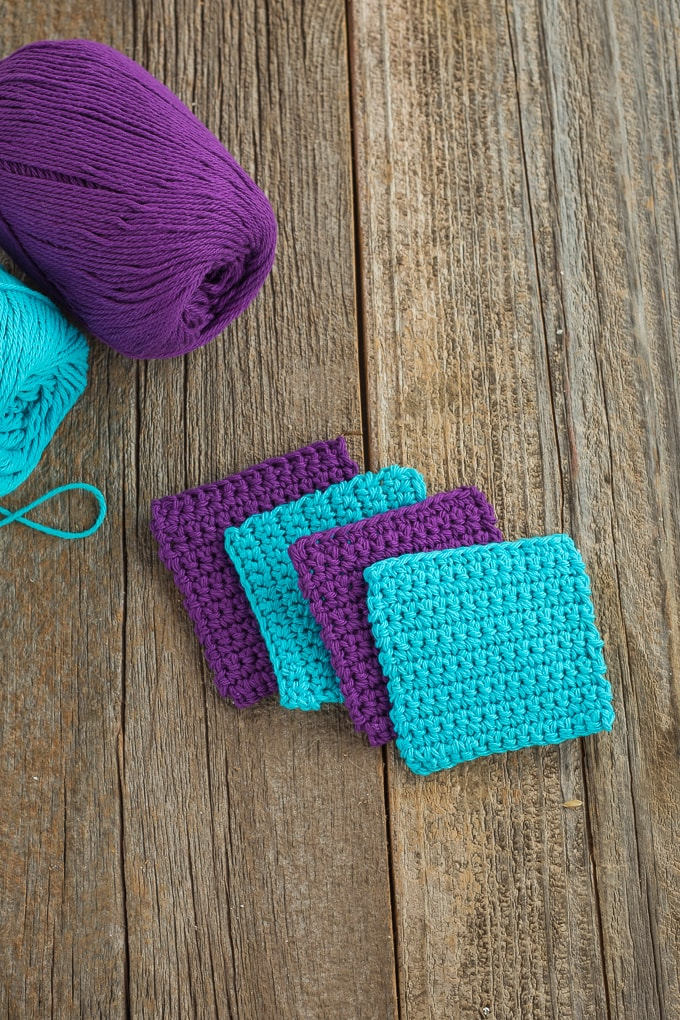 Easy Crochet Coaster Pattern Custom Crochet Coaster Pattern