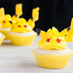 Fun Pikachu cupcakes perfect for a Pokemon Party!