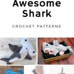 20 Awesome Shark Crochet Patterns