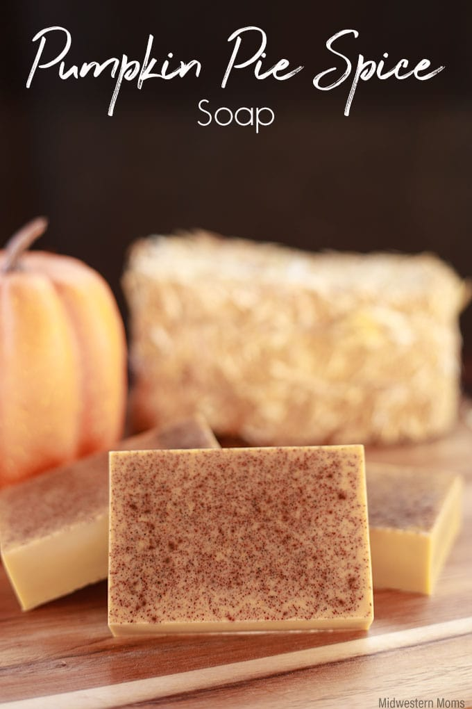 Pumpkin Pie Spice Soap