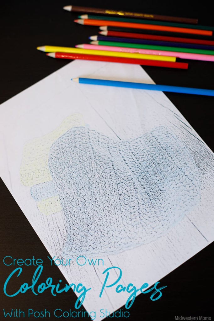 How To Make Your Own Coloring Pages
