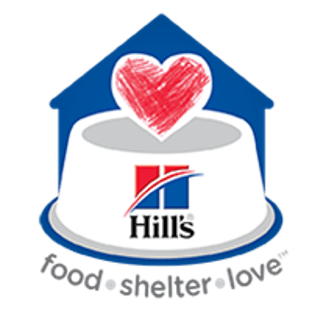 Hill's Food, Shelter, and Love Program Logo